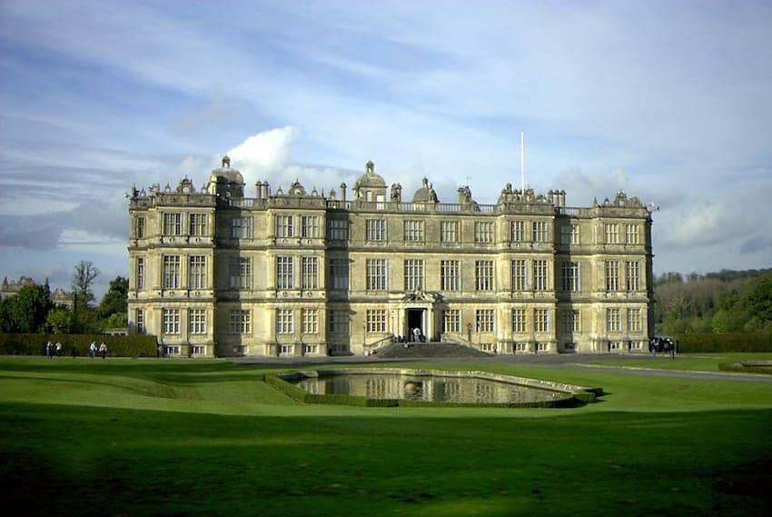 Find British - Longleat House