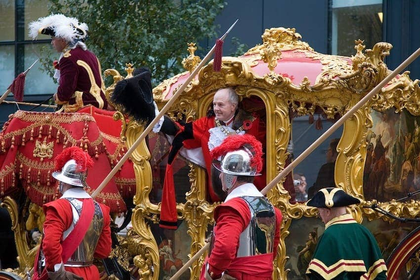 Quintessentially British - The Lord Mayor's Show