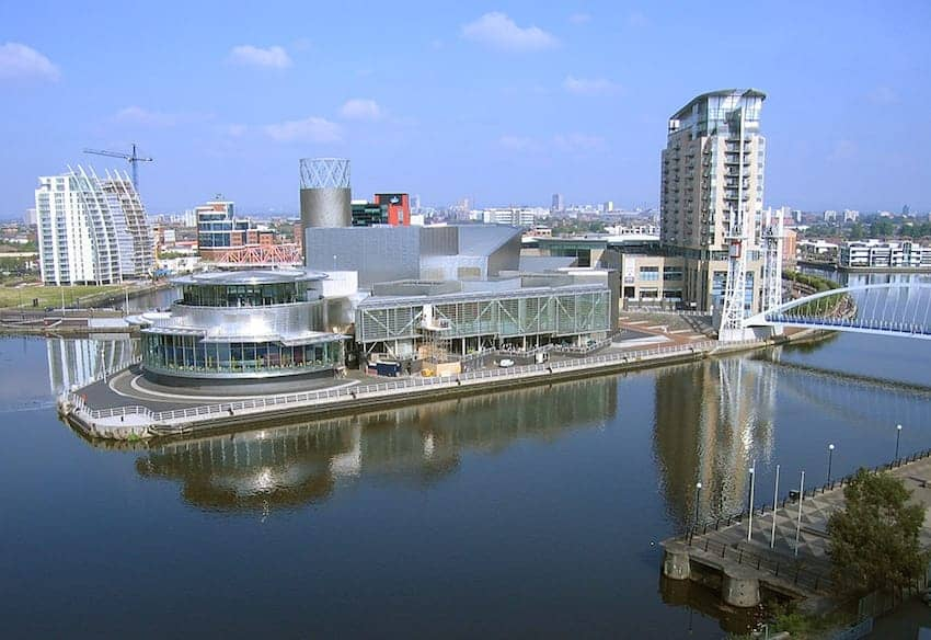 Find British - The Lowry Centre