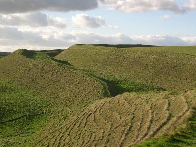 Find British - Maiden Castle (Dorset)