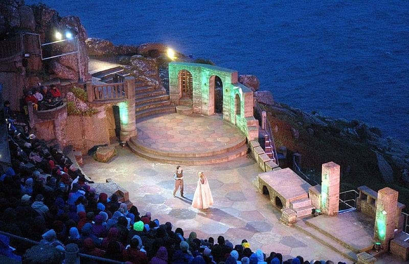 Find British - Minack Theatre