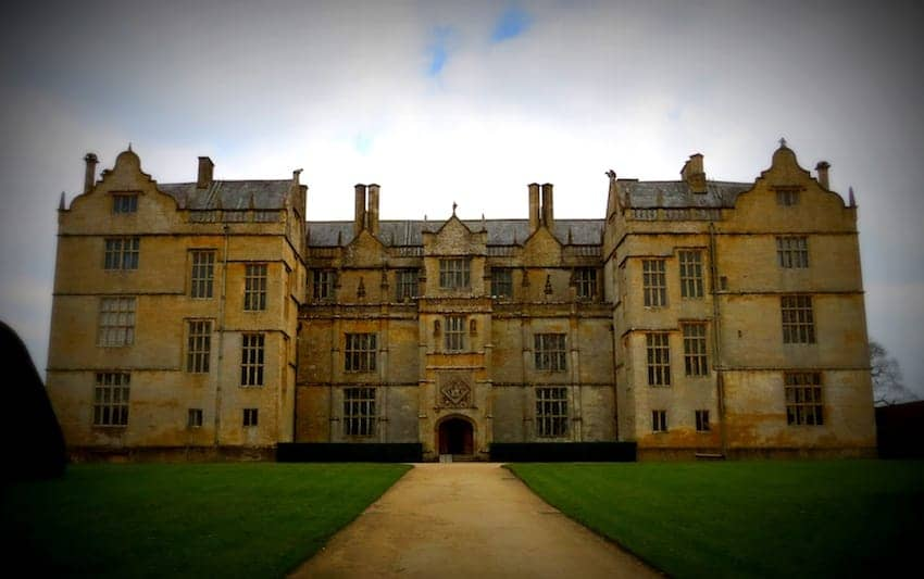 Find British - Montacute House