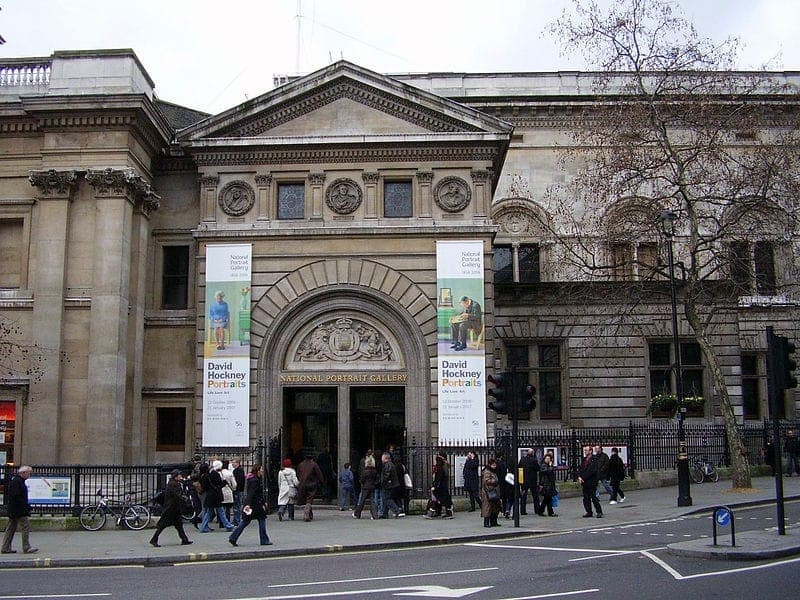 Find British - National Portrait Gallery