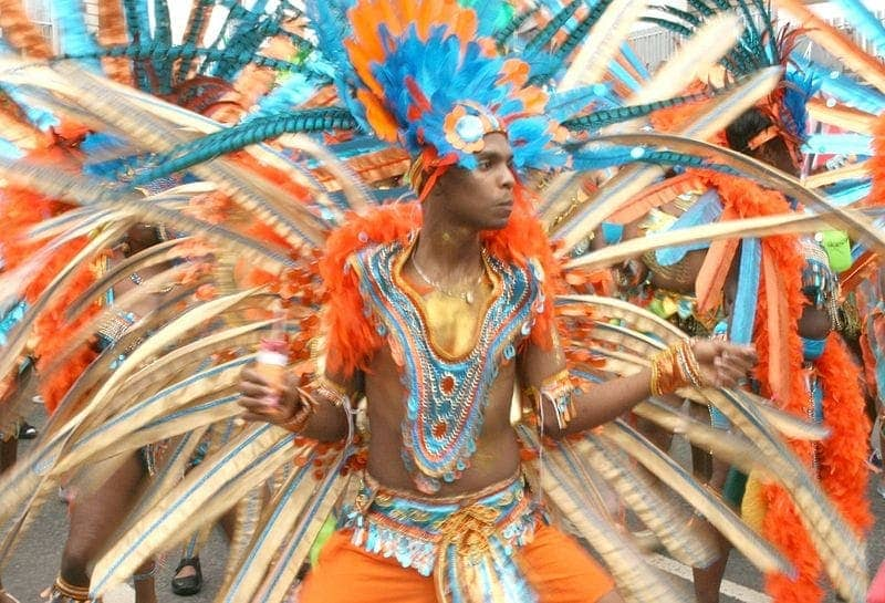 Find British - Notting Hill Carnival