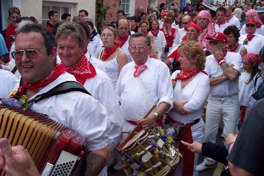 Find British - 'Obby 'Oss Festival