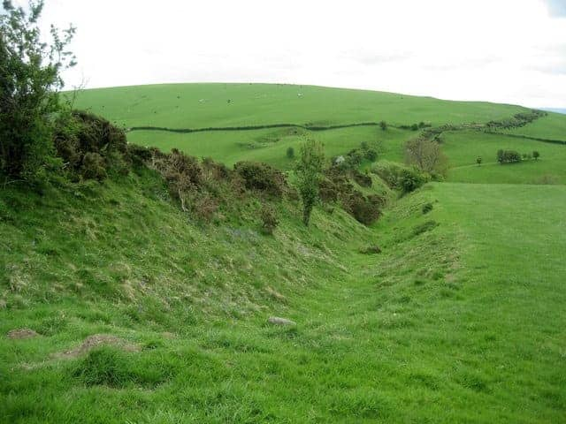 Find British - Offa's Dyke