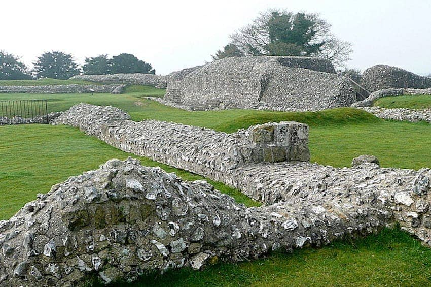 Find British - Old Sarum