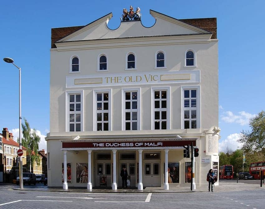 Find British - The Old Vic