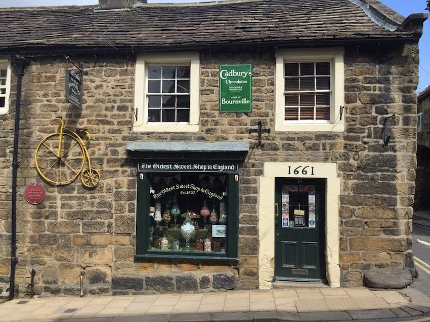 Find British - The Oldest Sweet Shop