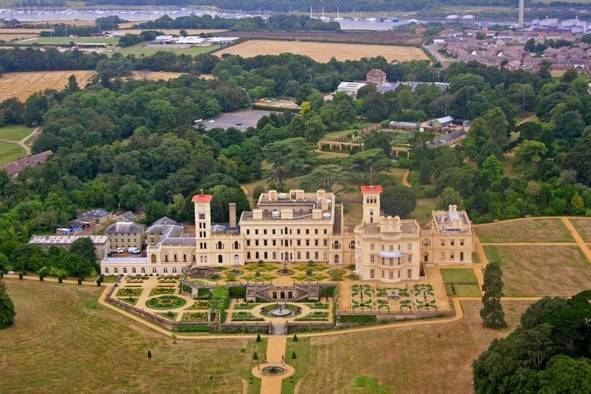 Find British - Osborne House