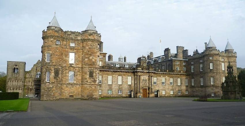 Find British - Palace of Holyroodhouse