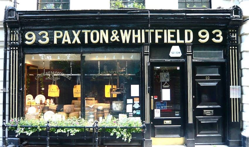 Find British - Paxton & Whitfield