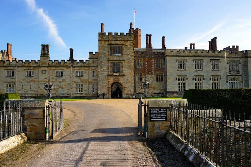 Find British - Penshurst Place