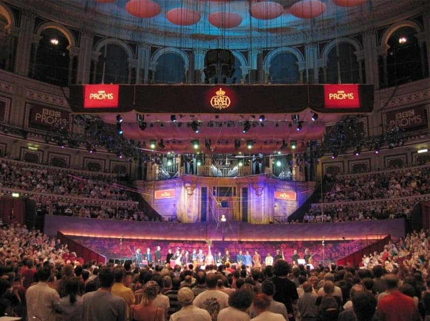Find British - The BBC Proms