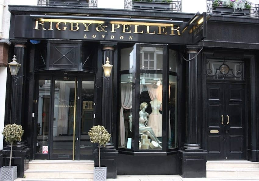 Quintessentially British - Rigby & Peller