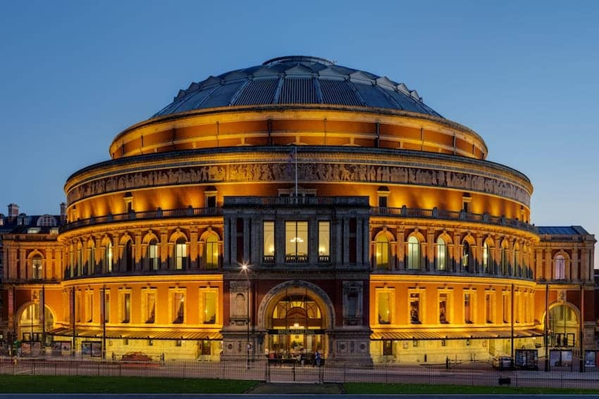 Find British - Royal Albert Hall