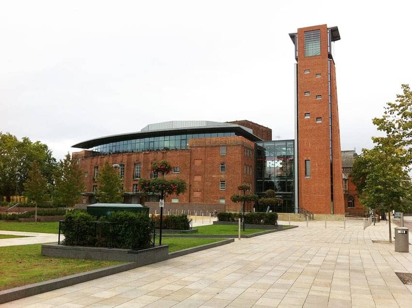 Find British - Royal Shakespeare Theatre