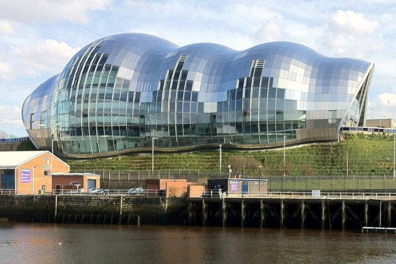 Find British - The Sage Gateshead