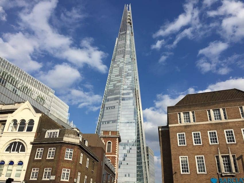 Find British - The Shard