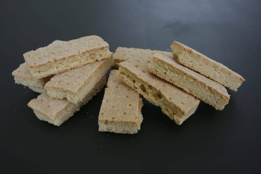 Find British - Shortbread