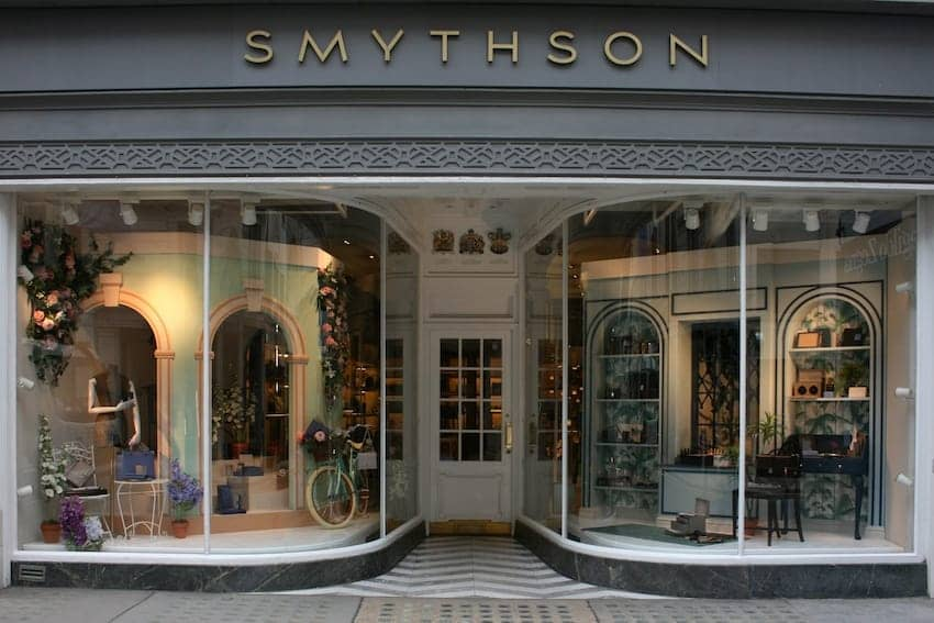 Find British - Smythson