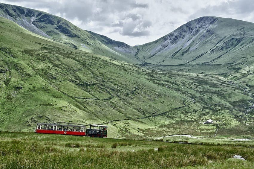 Find British - Snowdon Mountain Railway