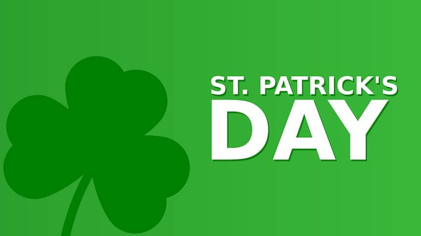 Find British - St Patrick's Day