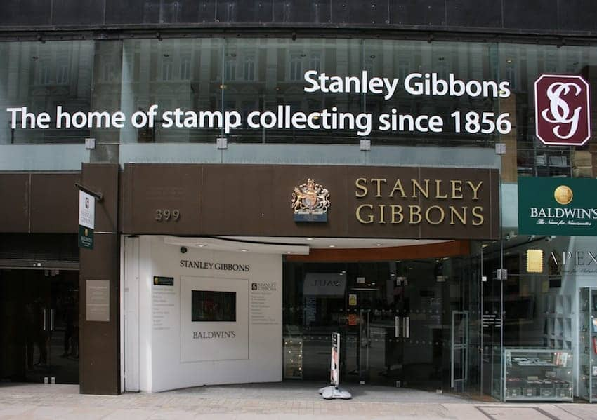 Find British - Stanley Gibbons