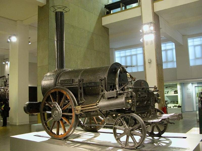 Robert Stephenson's Rocket