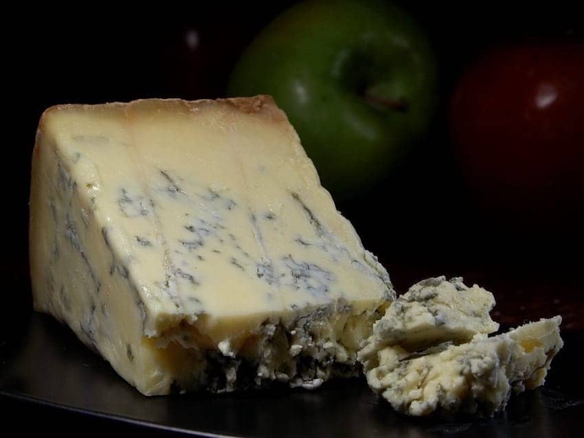 Find British - Stilton Cheese