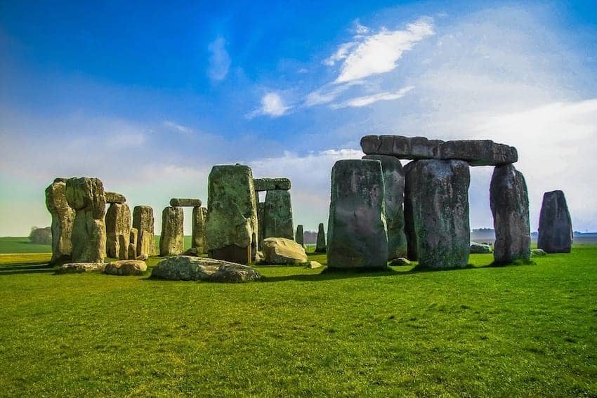 Find British - Stonehenge