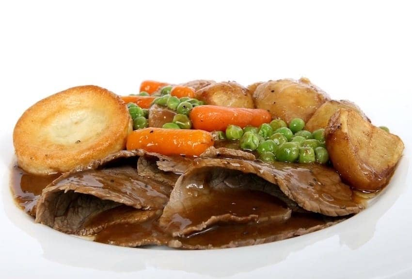 Find British - Sunday Roast