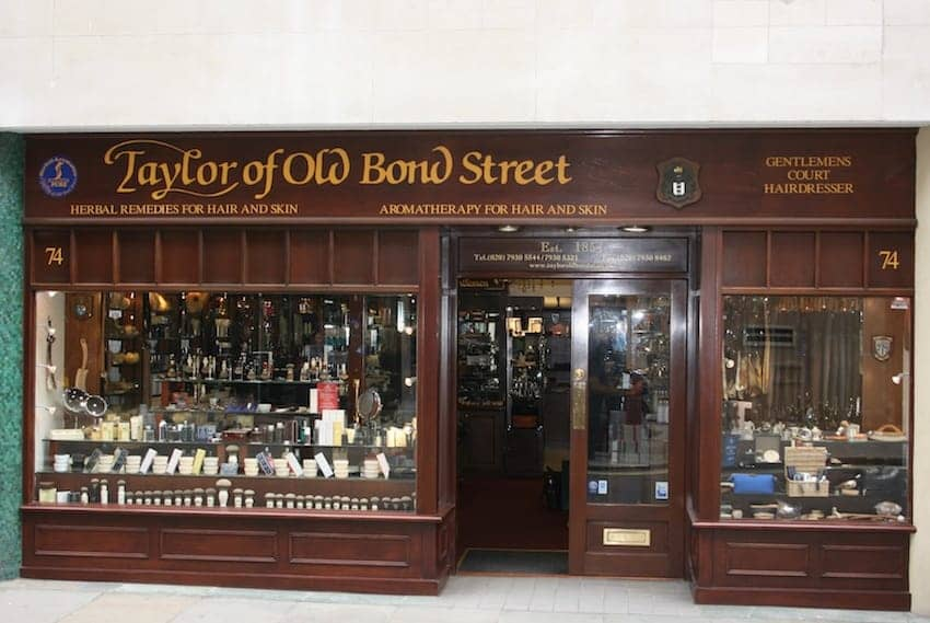 Find British - Taylor Of Old Bond Street