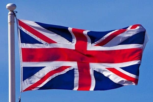 Find British - Union Flag