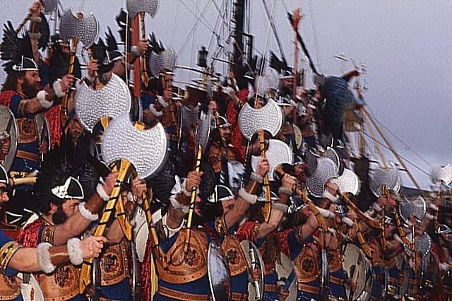 Find British - Up Helly Aa