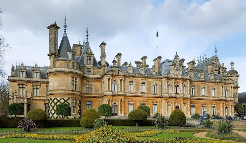 Find British - Waddesdon Manor