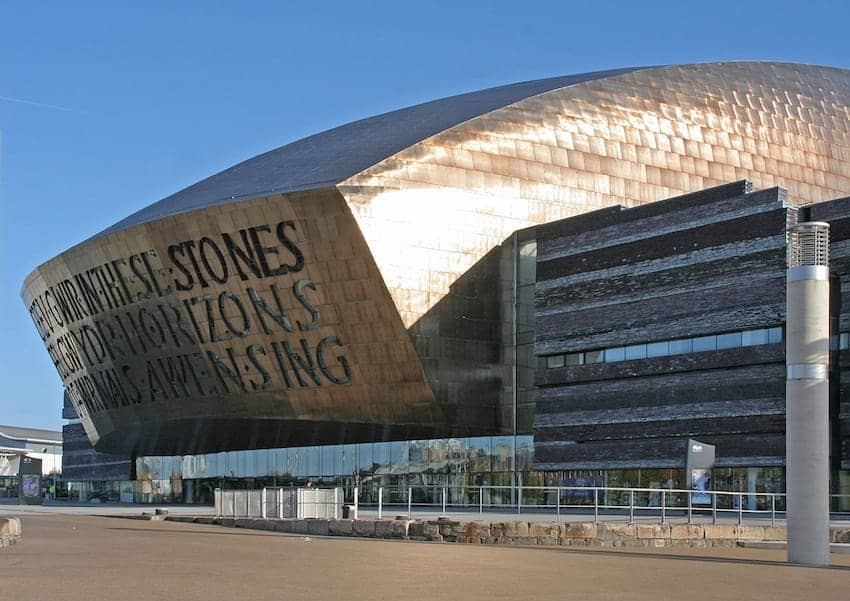 Find British - Wales Millennium Centre