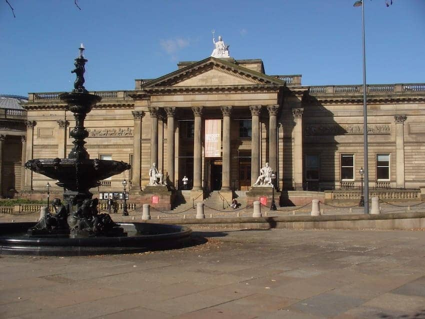 The Walker Art Gallery