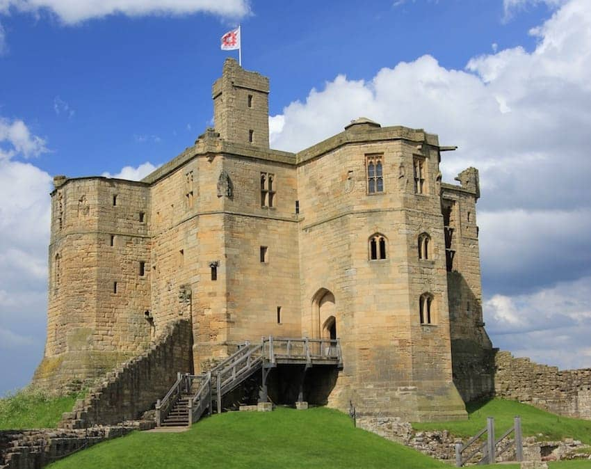 Find British - Warkworth Castle