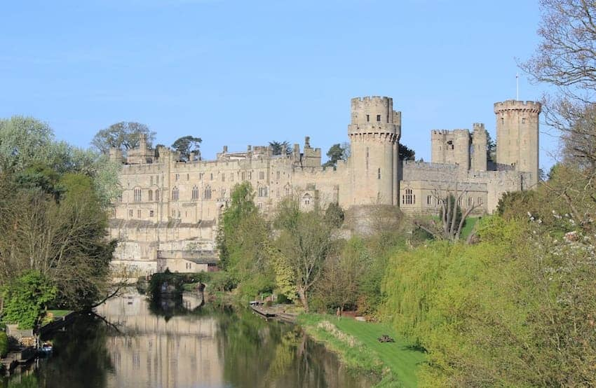 Find British - Warwick Castle