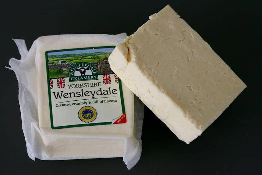 Find British - Wensleydale Cheese