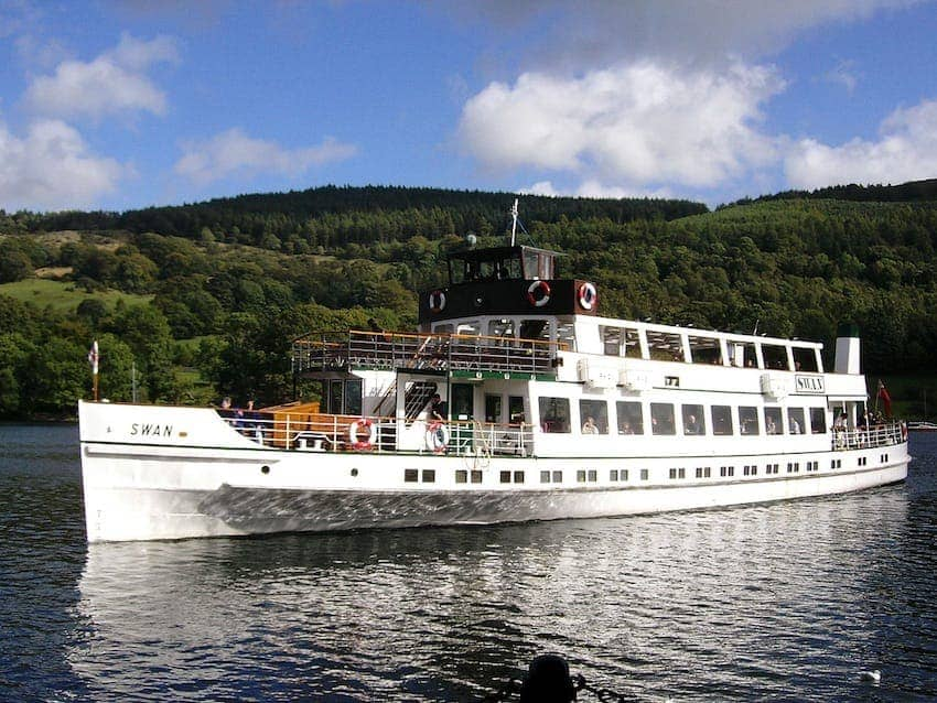 Find British - Windermere Lake Cruises