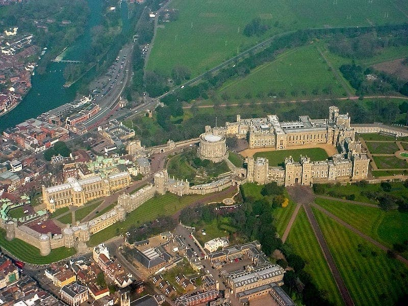 Find British - Windsor Castle