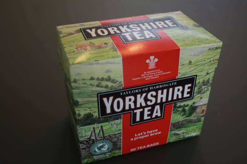 Find British - Yorkshire Tea
